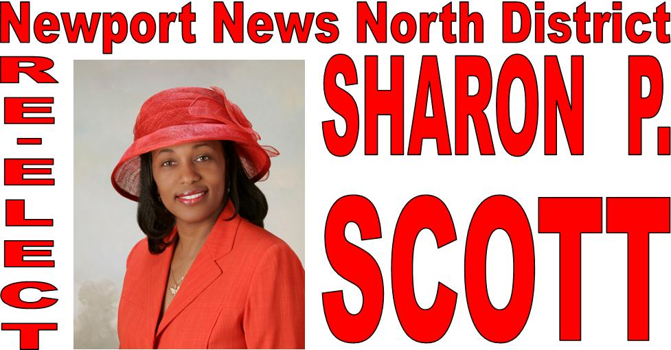 Councilwoman Sharon Scott